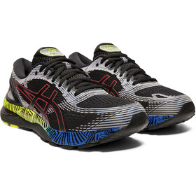 asics Gel-Nimbus 21 Lite-Show Zapatillas Hombre, black/electric blue